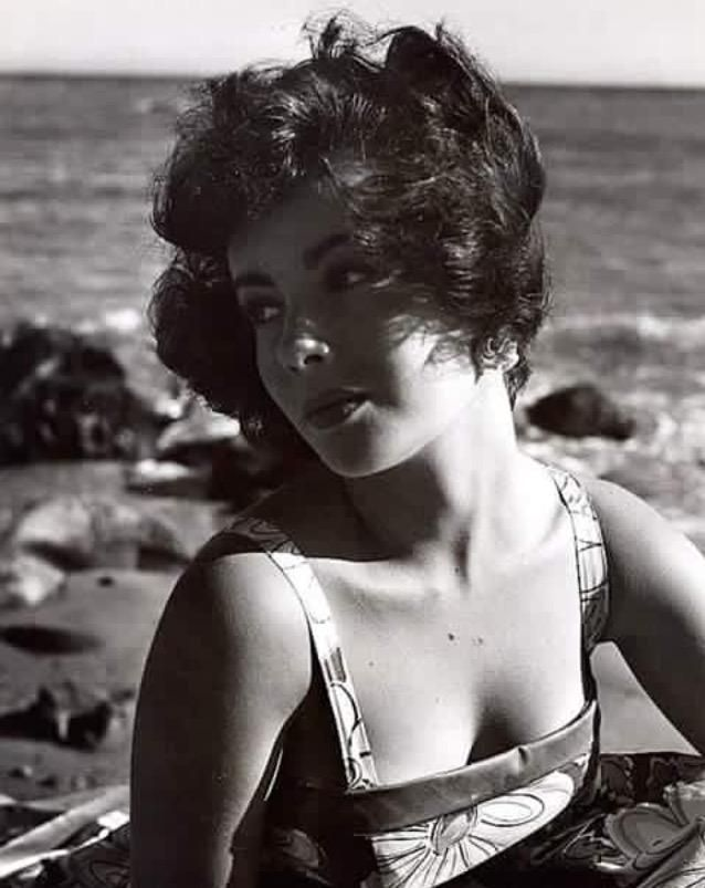 """Memory Lane on Twitter: """"Elizabeth Taylor http://t.co/8a8DPpLLD1"""""""