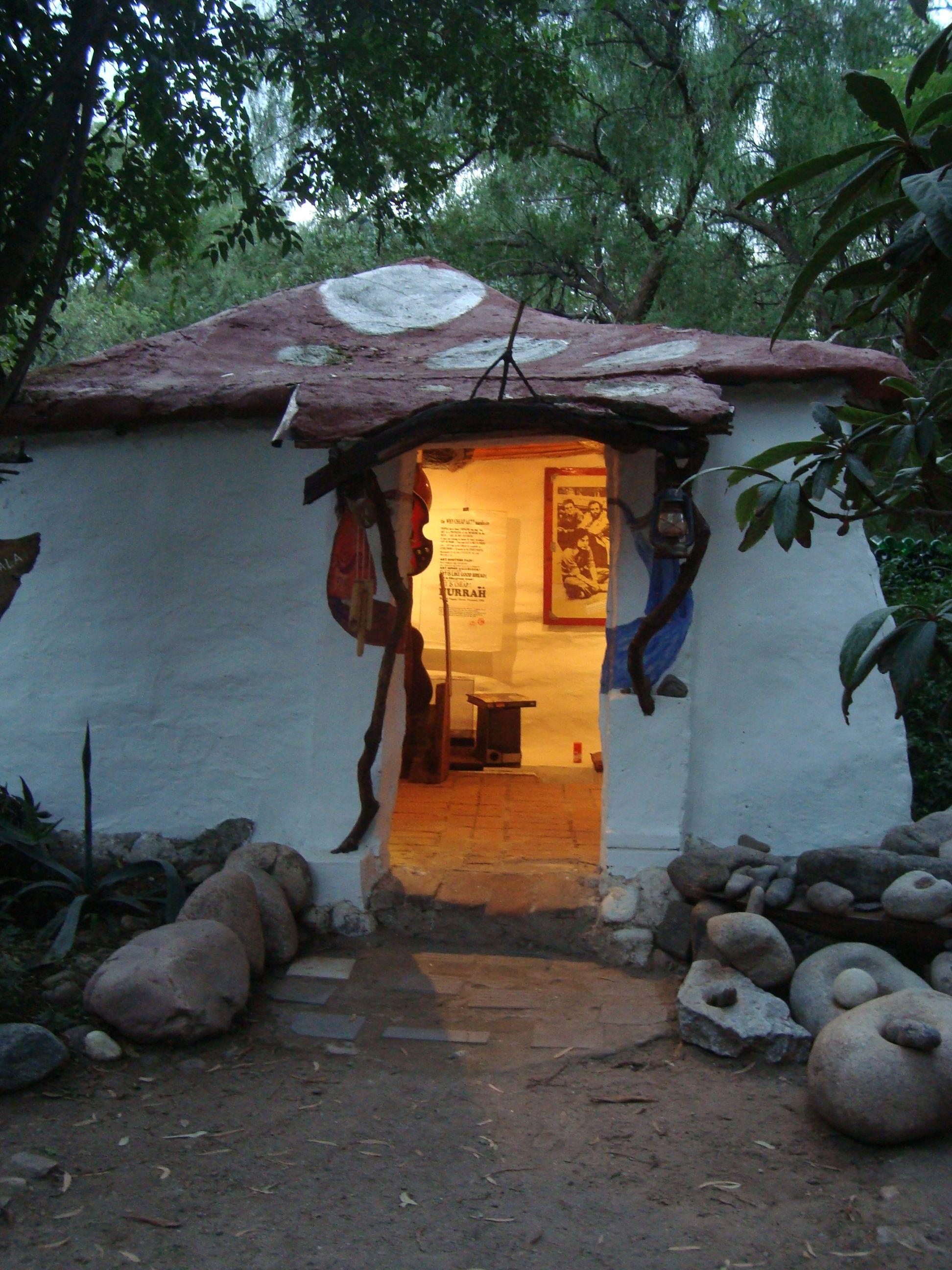 Museo Hippie (Hippie Museum). San Marcos Sierra. Cordoba. Argentina ...