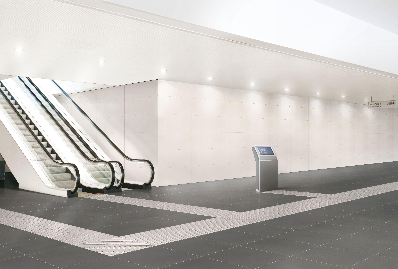 Ambiente pavimineti tattili caesar tech #caesarceramiche #tiles