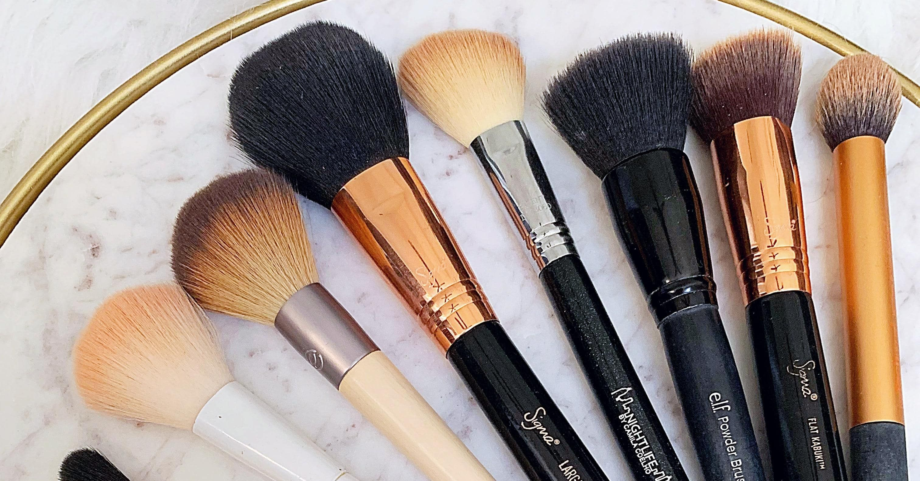 Beginner Makeup Brush Guide (The Brushes You Need