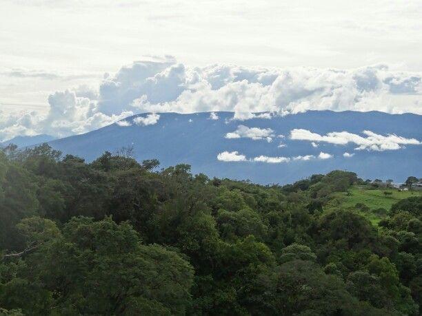 Cerro grande de Colima