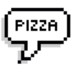 Pizzas Pizza Text QuotesWords QuotesTumblr TransparentsBubble QuotesAwesome QuotesBubblesWe Heart ItWallpapersPixel