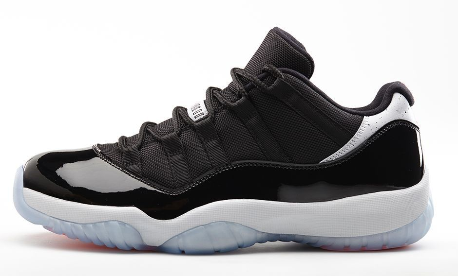 7e642f900ac4a4 Air Jordan 11 Low Infrared 23 528895-023 (2)