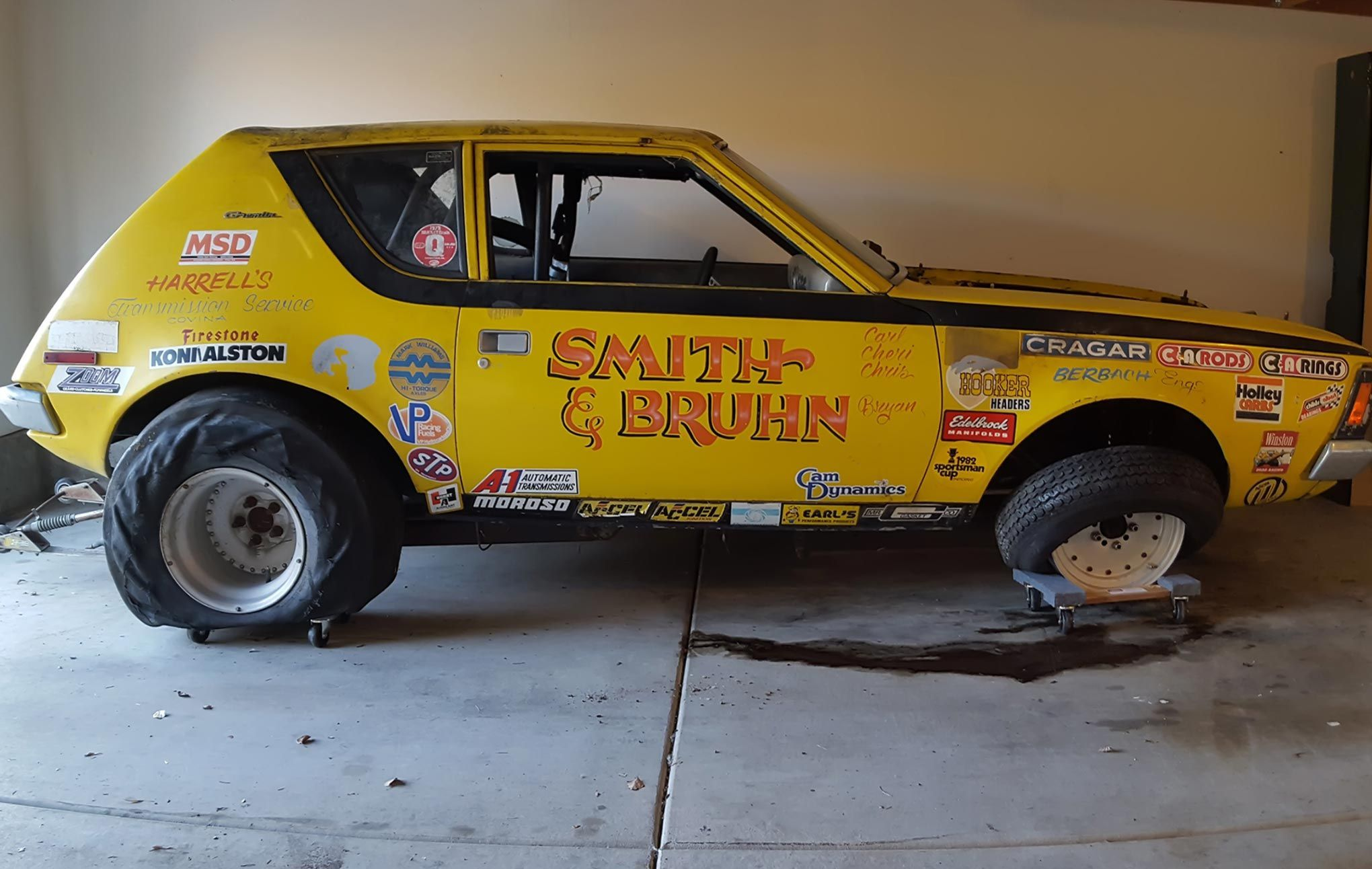1970 Gremlin drag car Craigslist find AMC Pinterest