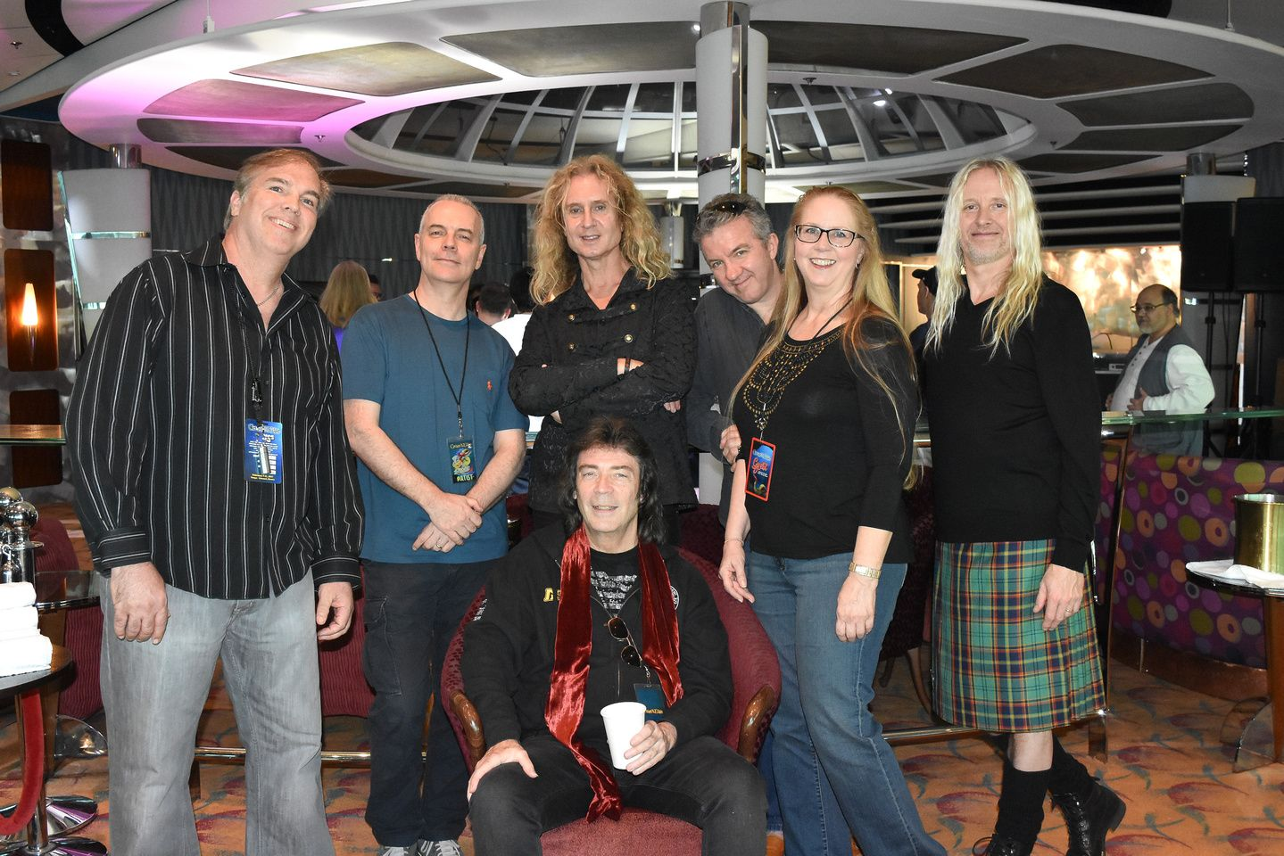Pin By Oliver Wendall On Pictures With Steve Hackett Pinterest