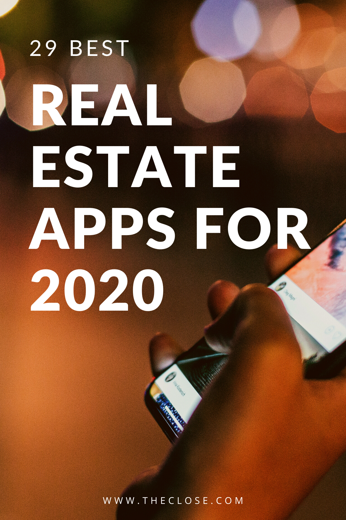 29 Best Real Estate Apps