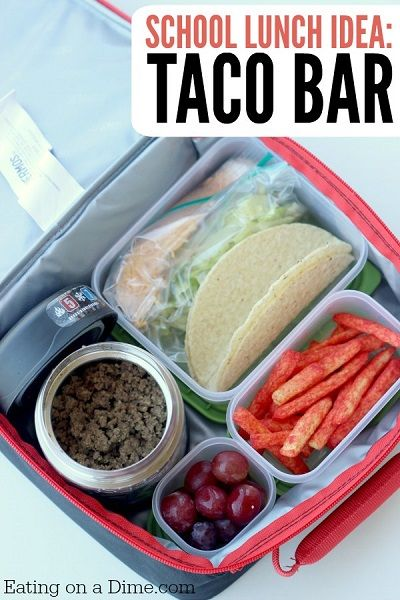Healthy School Lunches - 30 healthy back to school lunch ideas!