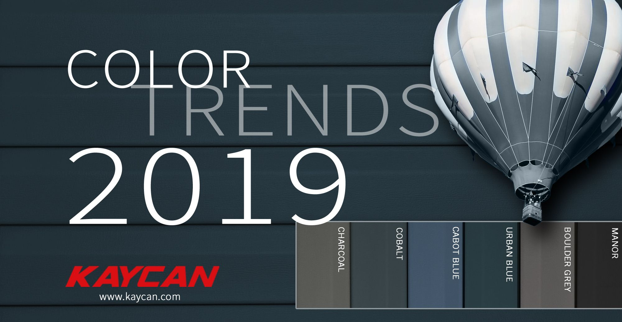 This Year S Color Trends Reflect The Current Push Towards Darker Richer Shades The Following Colors Are Predic Vinyl Siding Colors Siding Colors Vinyl Siding