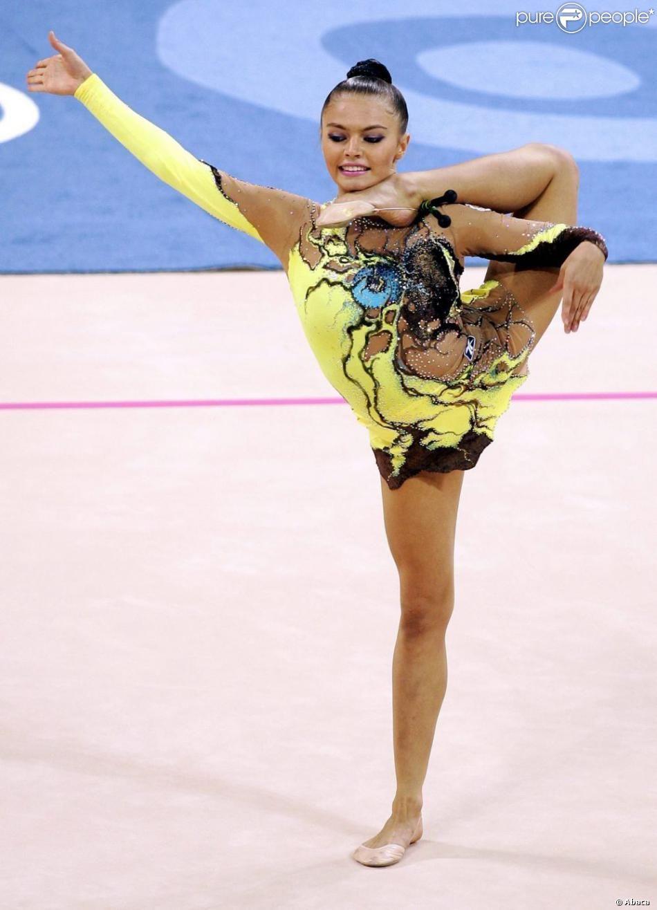 Alina Kabaeva (Russia), Athens 2004, Clubs, Rhythmic ... Alina Kabaeva Gymnastics