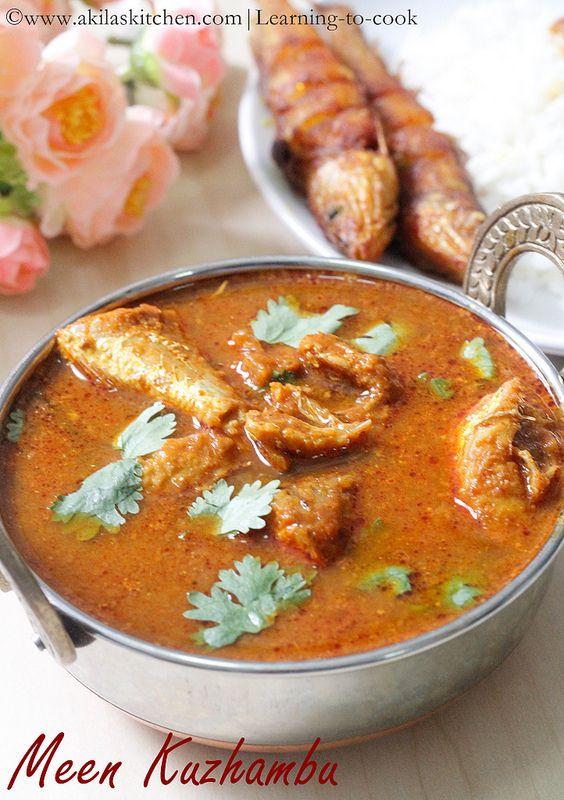 Akilaskitchenmeen spicy fish curry amma special meen spicy fish curry amma special meen kuzhambu south indian fish gravy fish recipes kuzhambu recipesakilaskitchen forumfinder Choice Image