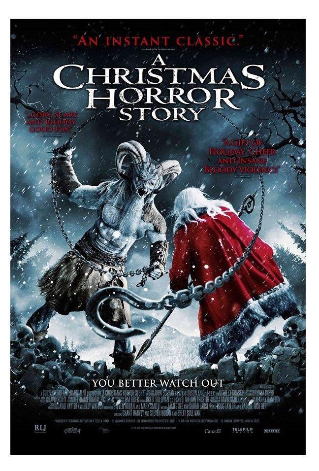 A Christmas Horror Story 2015.Pin On Horror Xmas