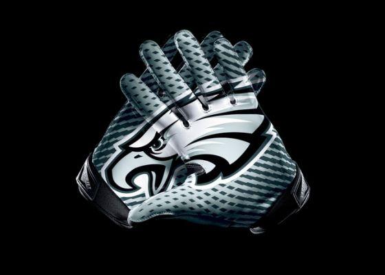 I like the gloves...