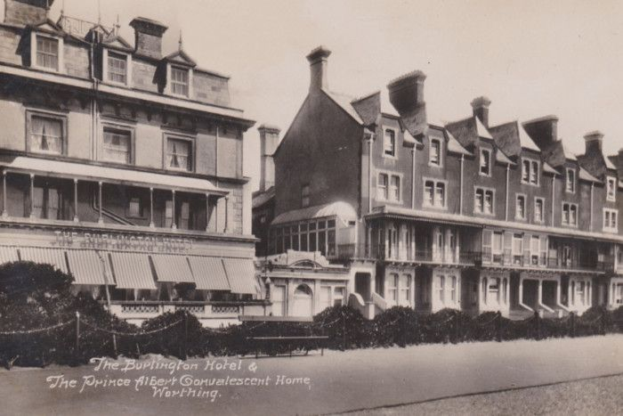 Burlington Hotel Worthing