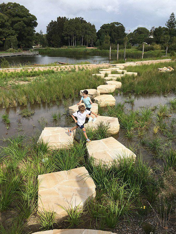 Sydney Park Water Re Use Project 01 Photographer Sara Reilly Landscape Design Landscape Plans Landscape Architecture Park
