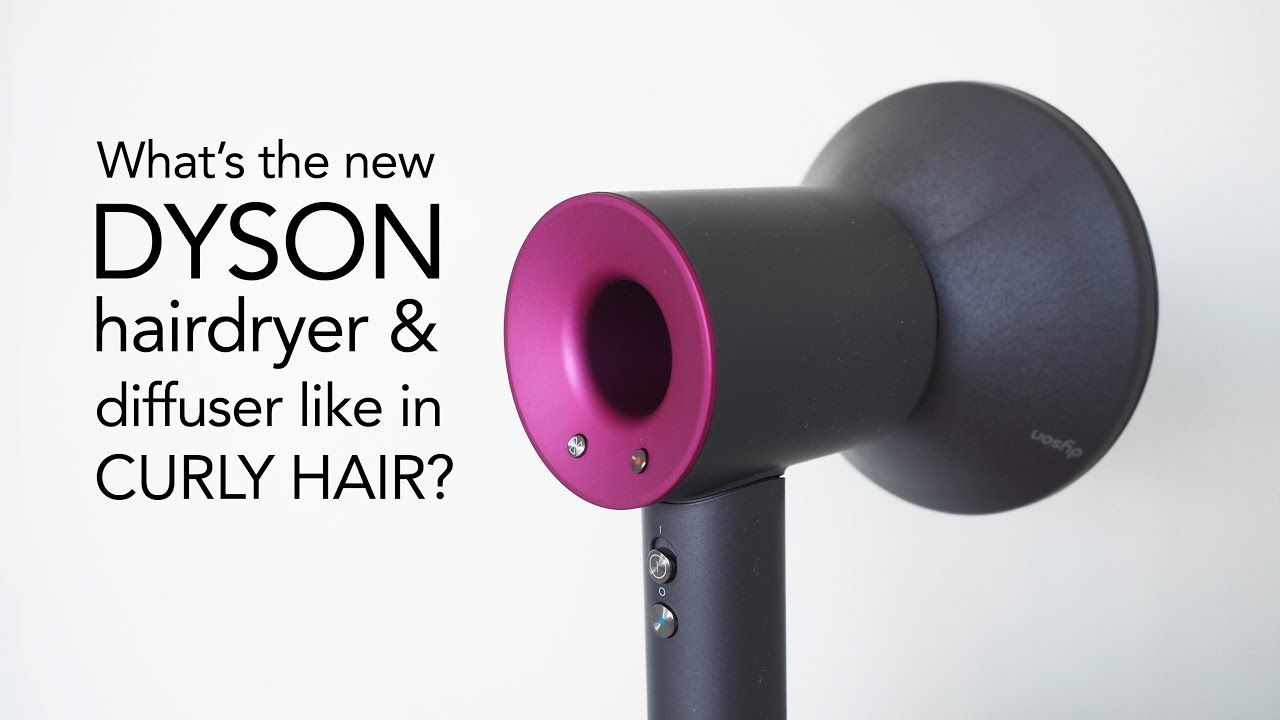 Dyson diffuser review in curly hair curly hair styles