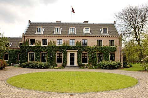 Villa Eikenhorst Home of Crown Prince WillemAlexander