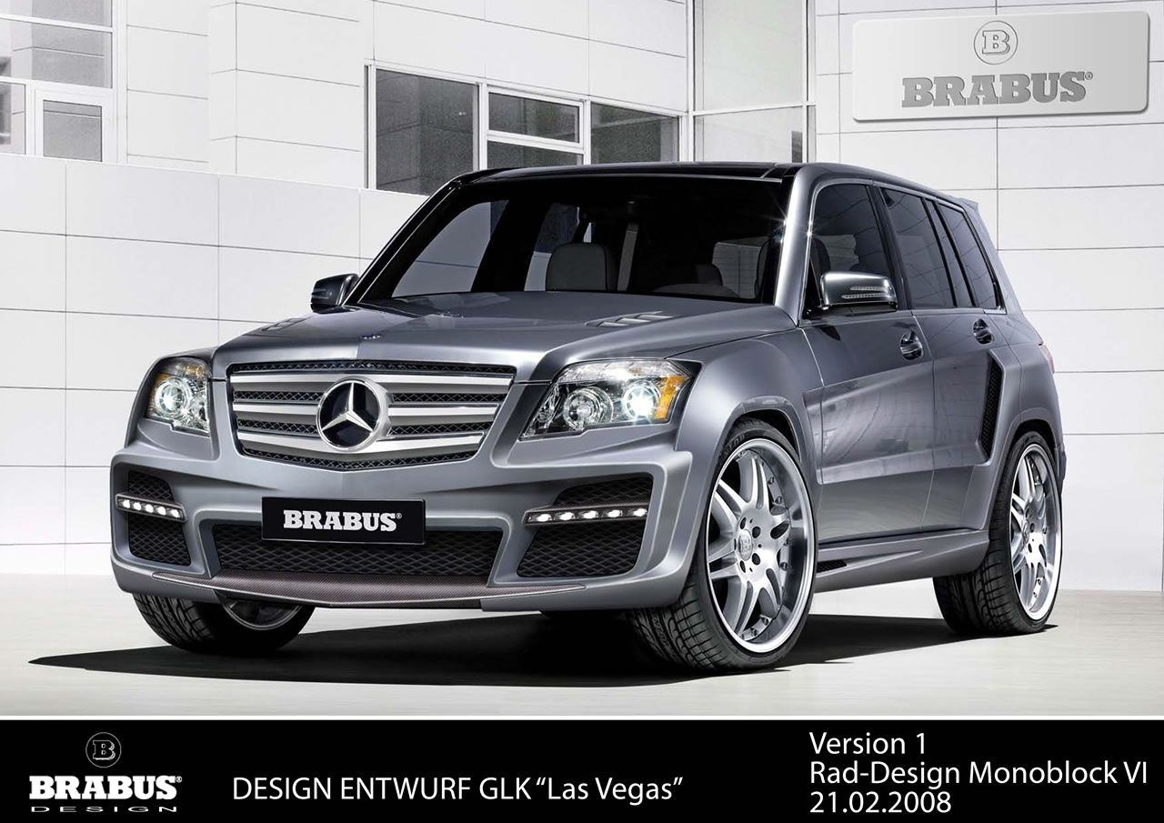 Mercedes benz usa to showcase four custom 2010 glk350 suvs at the mercedes benz usa to showcase four custom 2010 glk350 suvs at the thecheapjerseys Images