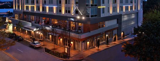 Aloft Hotel Asheville Nc
