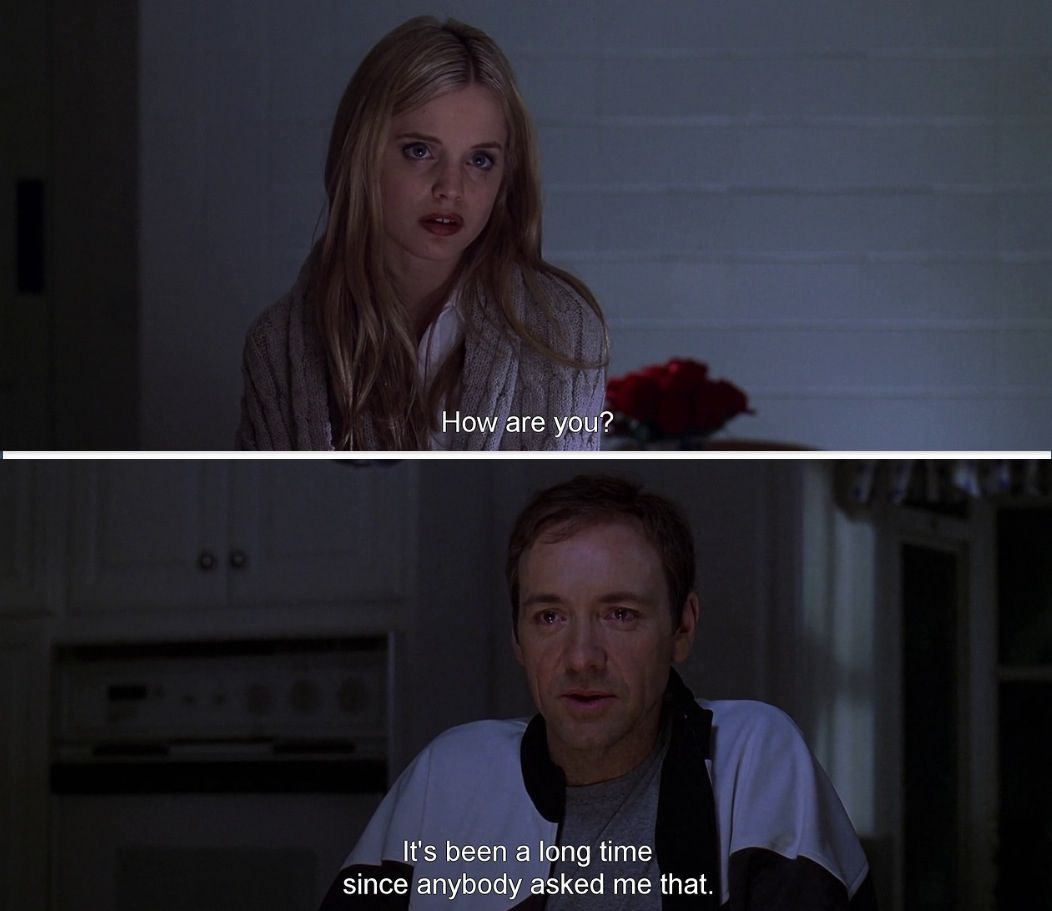 American Beauty 1999 With Images Beauty Movie American