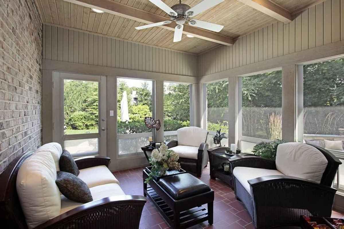 65 Cozy Modern Sunroom Decor Ideas Sunroom Decorating Patio Room Sunroom Designs
