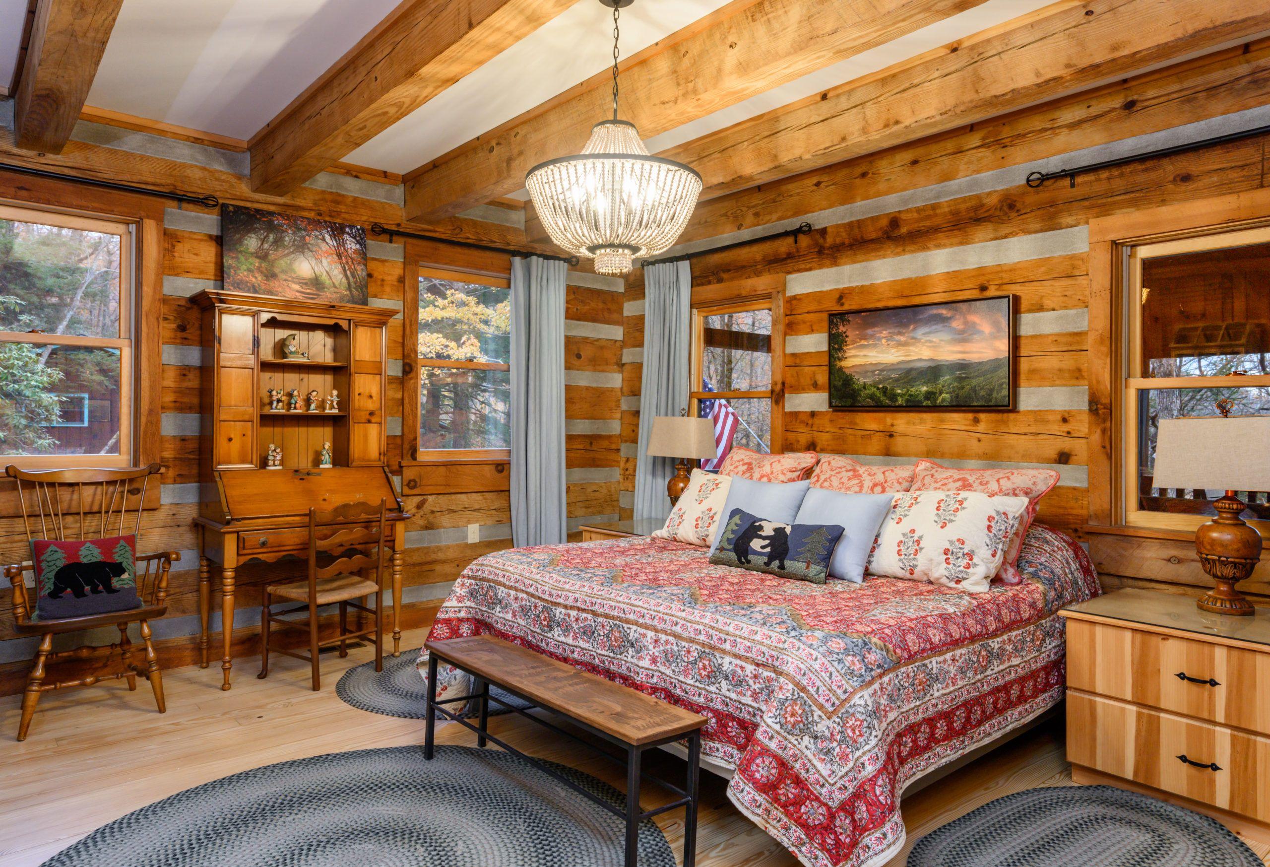 Cozy Cabin Update in 2020 Cozy cabin, Home decor