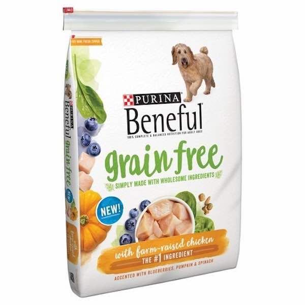 Purina Beneful Grain Free Dry Dog Food 3 00 Off Printable