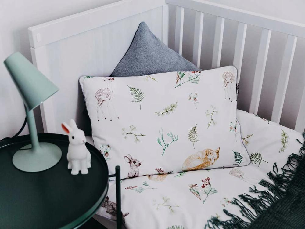 Posciel 160x200 2x 50x60 Lesne Zwierzeta Bawelna 9450747540 Oficjalne Archiwum Allegro Pillows Bed Pillows Bed