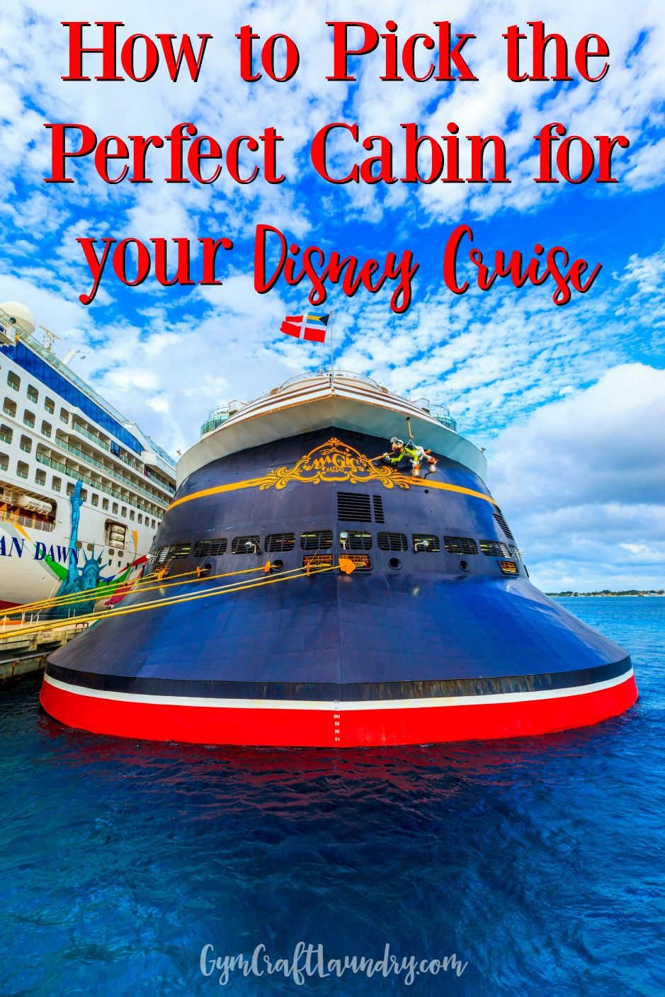 The Perfect Disney Cruise Cabin for your Family | Disney ...