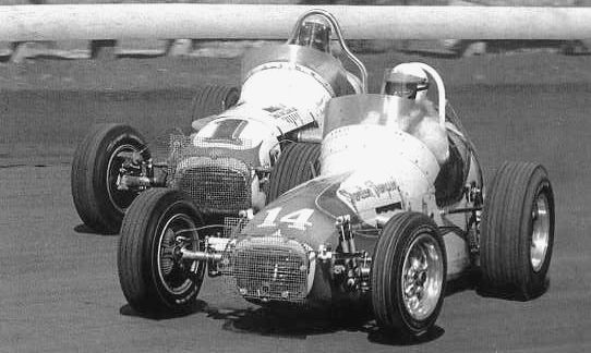 60 s the Usac midgets from
