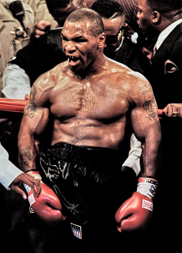 Kid Dynamite - Iron Mike #boxing #worldchampion   #game   Pinterest ...