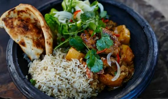 Jamie Oliver Gurkha Chicken Curry Recipe On Jamie And