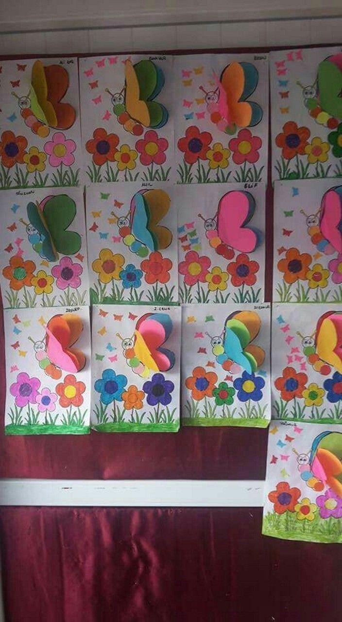 Quatang Gallery- Pin Von Nadine Schepers Auf Primavera Basteln Fruhling Kinder Kinderbasteleien Bastelideen