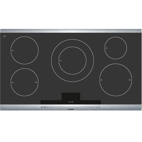 Bosch Induction Stove Top Will Go On Island Thinking About Giving It A Try Stainless Steel Strip Induction Cooktop Cooktop