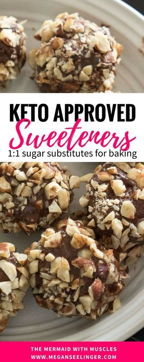 The Best Sugar Substitute for Keto | Sugar substitutes for baking, Keto recipes easy, Keto recipes