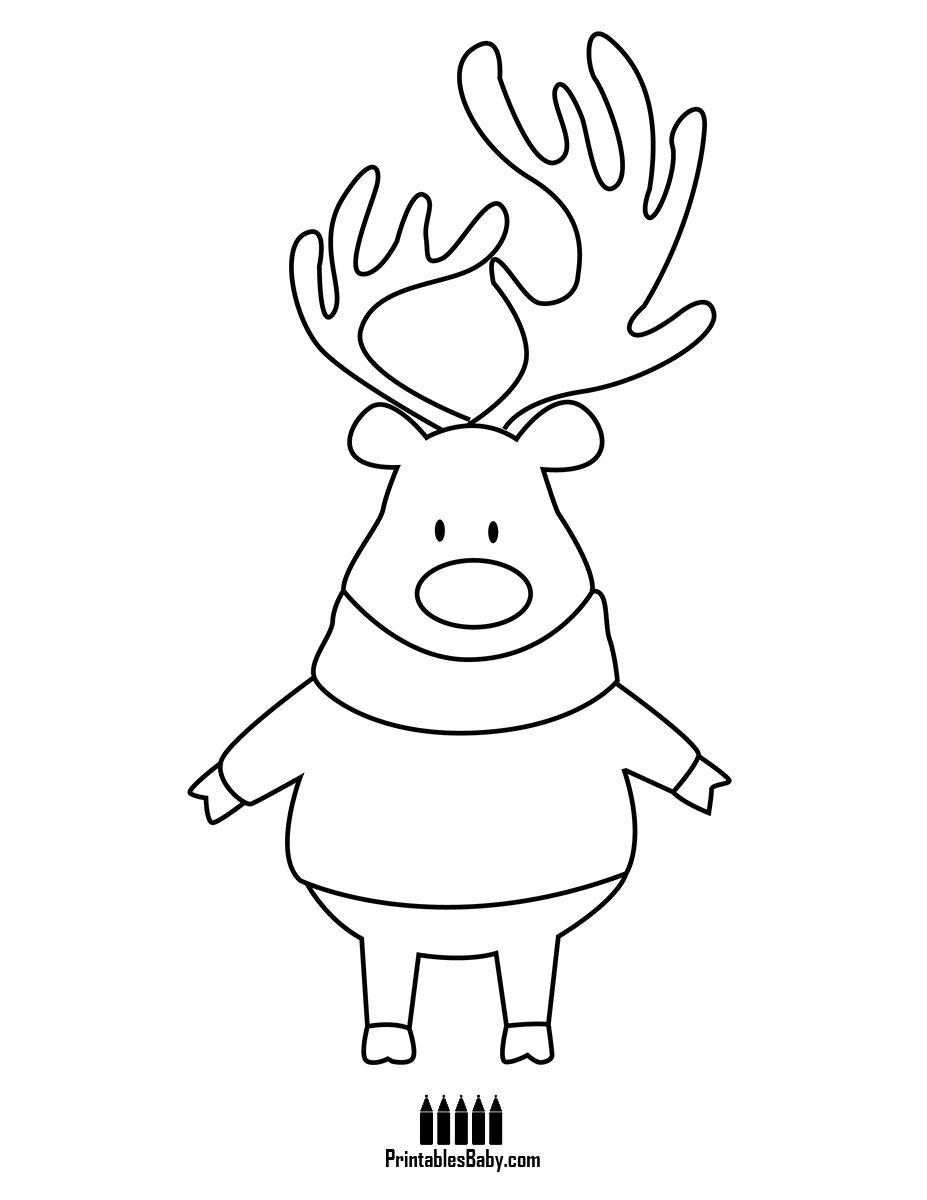 Red Nosed Reindeer | Red nosed reindeer, Rudolph red nosed reindeer ...