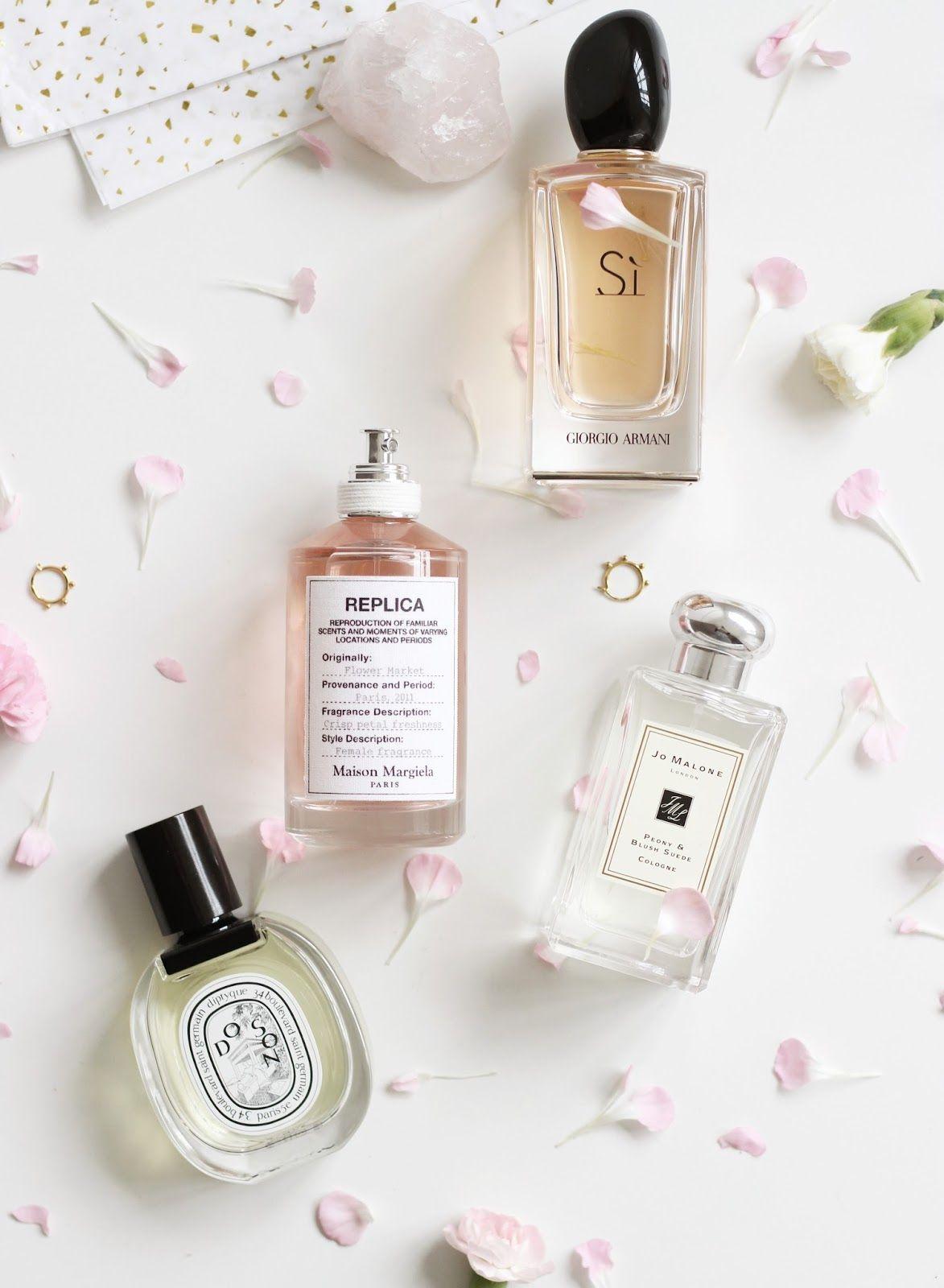 Four floral fragrances scents pinterest floral perfume and makeup four floral fragrances izmirmasajfo