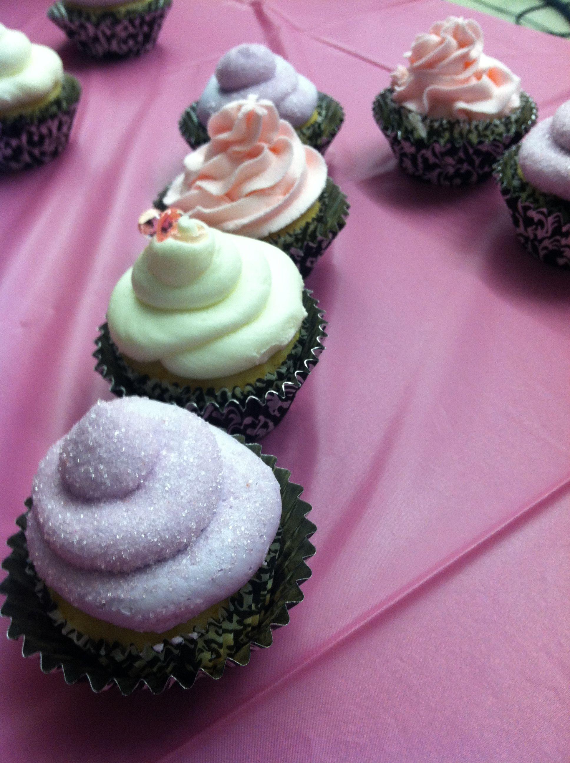 Baby Shower Cupcakes From @Jackie Finkel Gambone Shower