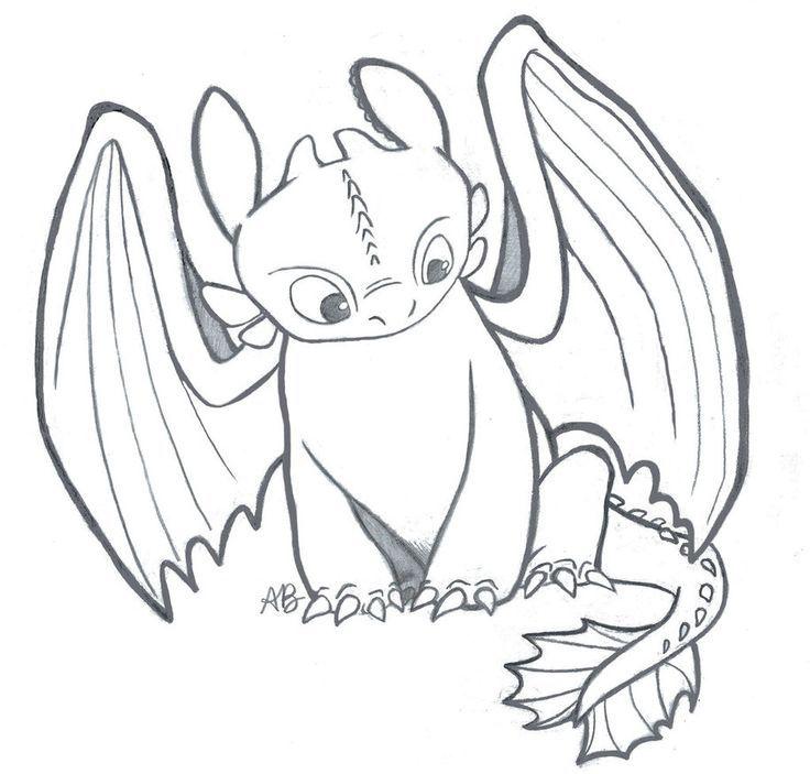 Dessin Dragon 3