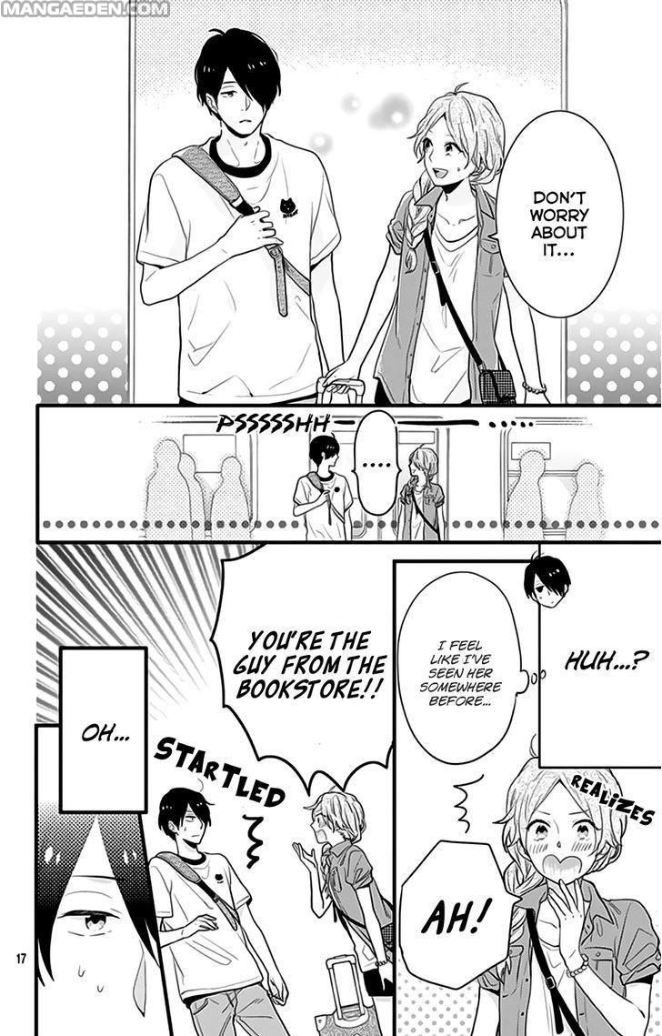Manga nijiiro days chapter 415 page 19 fumetti