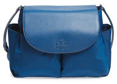 d5dc10bba912 Chic Tory Burch diaper bag. Tory Burch  Thea  Messenger Leather   Nylon  Baby Bag