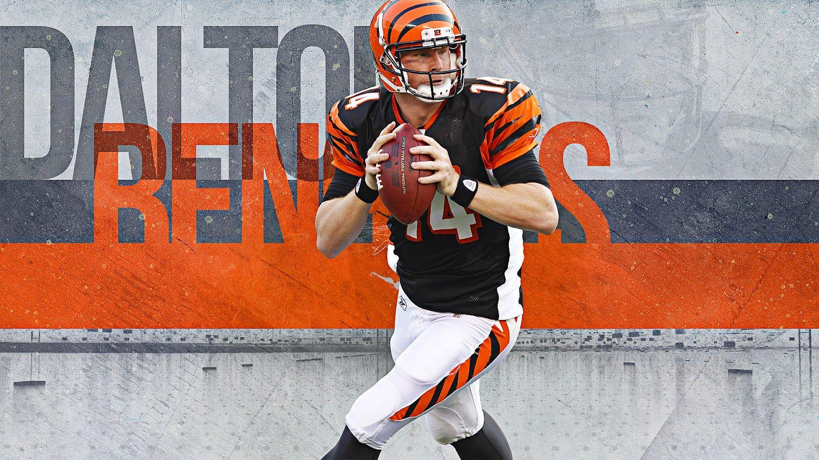 Cincinnati Bengals Wallpaper Andy Dalton Cincinnati Bengals Cincinnati Bengals Bengals Cincinnati Bengals Football