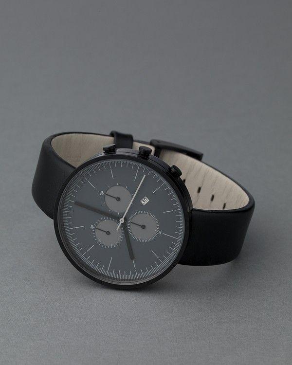 Black Black Watch // Uniform Wares