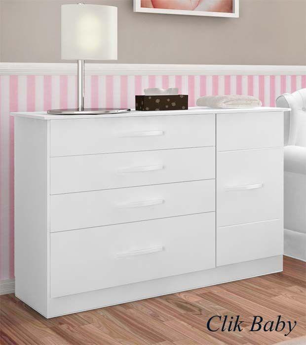 Quarto bebe puxador comoda bebe decoracion cuarto - Comodas para habitacion ...
