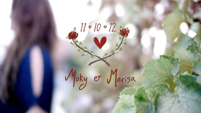 Marisa & Moky's Save the Date Film    www.copperpennyfilms.com