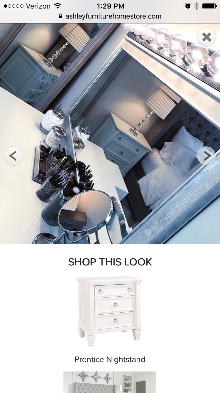Vanity - Master Bedroom