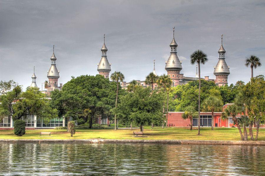 University Of Tampa Hotel Dorm