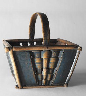 Basket, Nordiska museet, Stockholm