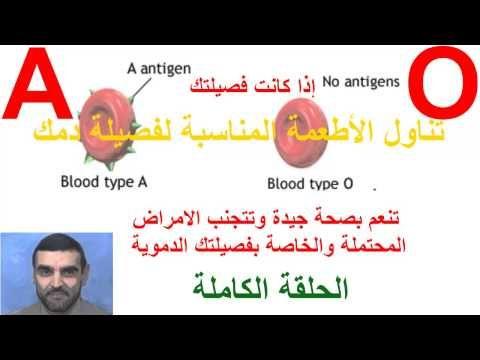محمد الفايد اكتشف غذاءك اليومي من خلال فصيلة دمك الحلقة الكاملة Mohamed Elfaid A O Youtube Videos Movie Posters