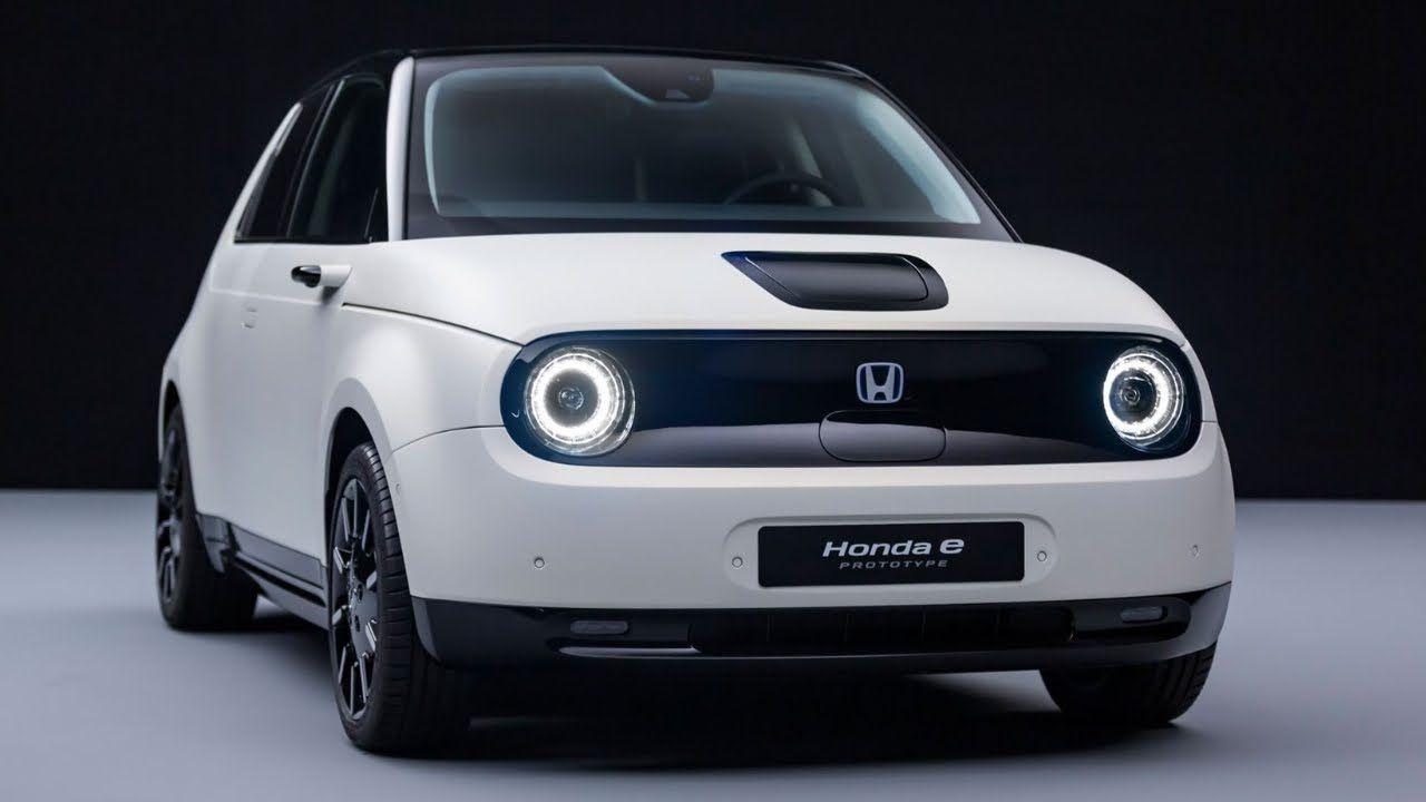 2020 Honda Urban Ev Introducing All New Honda Electric En 2020 Auto Electrico Vehiculo Electrico Coche Electrico