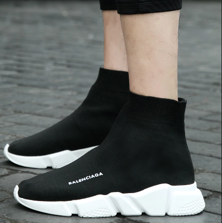 8cbbe2857abc Cheap Balenciaga Speed Trainer Sock Sneaker for Mens  amp  Womens Style  Number  458653-